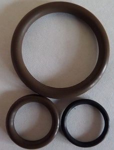 Viton Valve O Ring Size 112