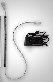 UV Light / W power source