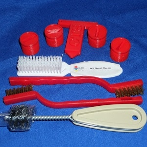 Cylinder Oring gland cleaning kit