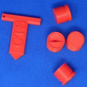 Threaded Plug Set