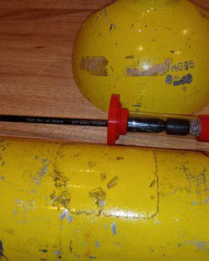 Cylinder Bottom Brush