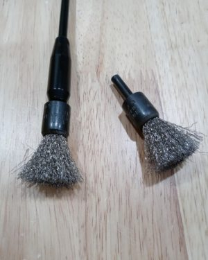 Bottom Brush Replacement